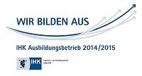 Logo Ausbildungsbetrieb IHK